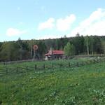 夫婦食堂 - 店舗近くにある 北の国から 黒板五郎の石の家