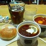 22174230 - EAT-IN SSセットは900円+アイスコーヒ200円