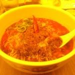 22174652 - 鬼坦々麺