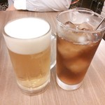 22174684 - ビール、香港ピーチ
