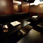 博多もつ鍋 いっぱち - 【個室/座敷席】各人数様にあわせてお席をご用意しております。