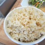 Rensa - 玄米大盛り
