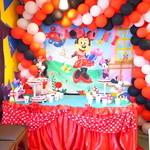サボロザ - 当店では貸切イベントもございます。例)女の子のお誕生日フェスタの店内装飾です。ご予算、ご希望等、お気軽にご相談ください。