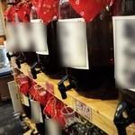森の駅 - 料理写真:量り売りの梅酒です