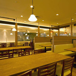 北海道フードレストラン 銀座ライオン - 団体は40名様まで収容可能です。