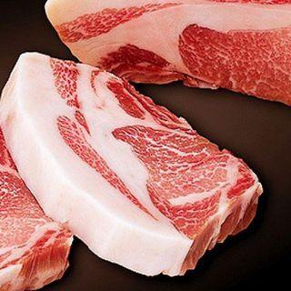 山形県庄内地方のブランド豚の肉を使用しております。