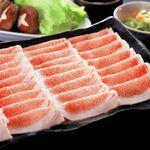 平田牧場 - 料理写真:日本で唯一生産から携わる平田牧場の金華豚は、サシ、甘み、コクとも最高級。