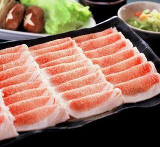 平田牧場 COREDO日本橋店 - 日本で唯一生産から携わる平田牧場の金華豚は、サシ、甘み、コクとも最高級。
