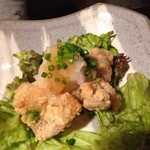 海人 - 鶏の唐揚げおろしポン酢