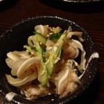 海人 - ミミガーポン酢
