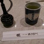 味乃宮川 - お茶