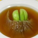 紫微星 - 料理写真:フカヒレの姿煮醤油風
