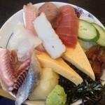 22177358 - 海鮮丼