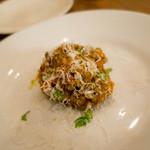 22178126 - レンズ豆 トマト煮込(冷製) 1,000円