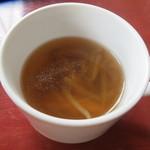 22180744 - ランチセットのスープ