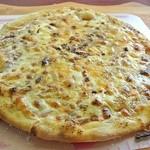 22180902 - 4種のチーズピザ