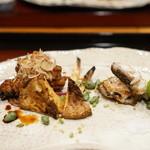 滋味 康月 - 琵琶湖の天然鰻 白焼とタレ焼