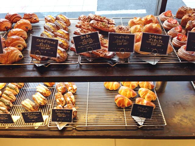 ブーランジェリー パリゴ (Boulangerie parigot) - 四天王寺前夕陽ケ丘/パン [食べログ]
