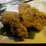 竜巣 - 竜巣の絶品鶏唐揚げ:300円