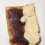 サンドウィッチパーラーまつむら - 仲良しコンビ 餡子とピーナッツ