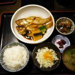 博多魚がし - のどぐろの煮つけ定食 1000円
