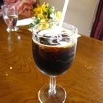 シェ・ホシノ - アイスコーヒー