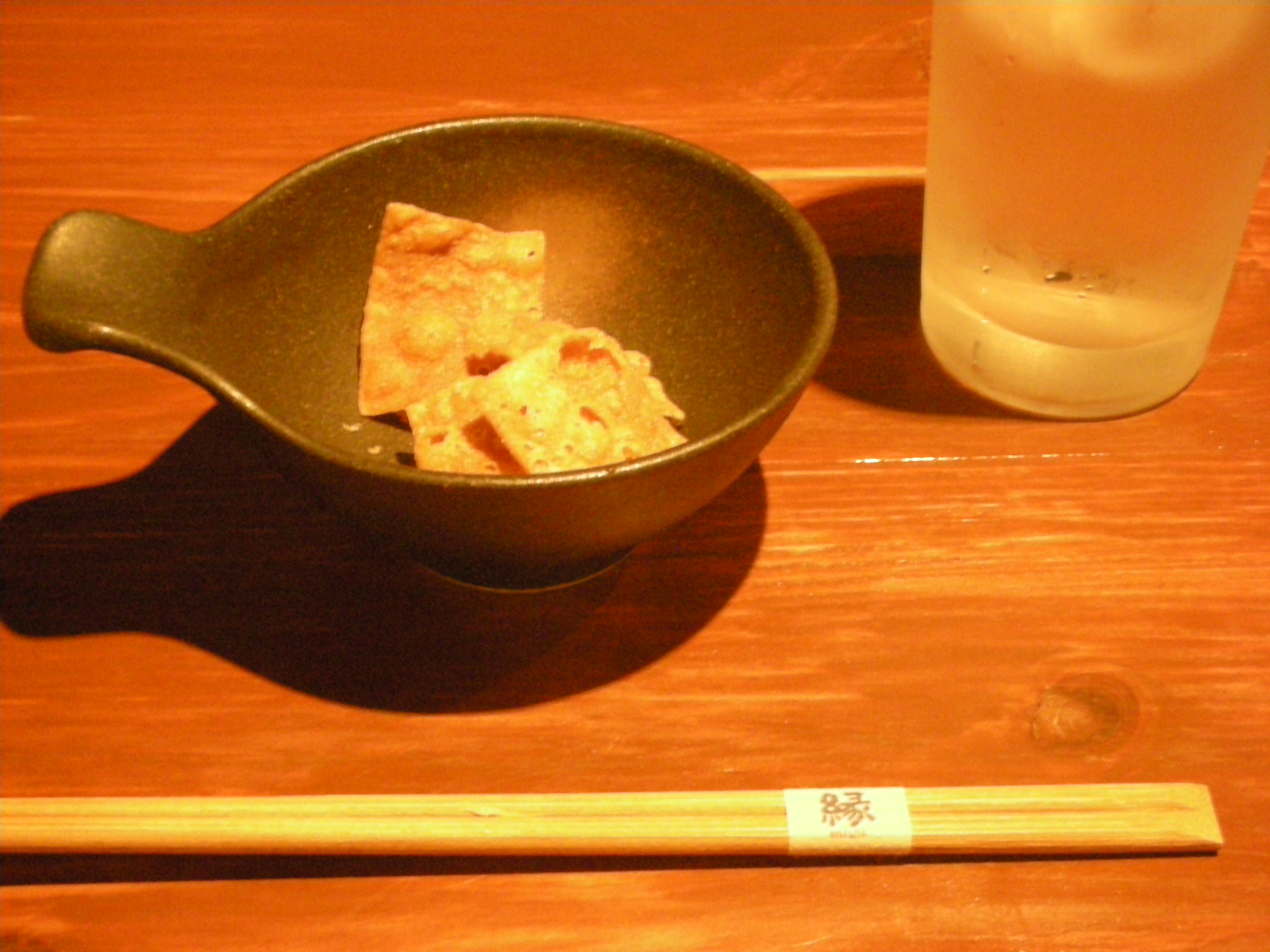 和食 縁 蕎麦切り