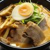 味噌蔵 麺次郎 - 料理写真:麺次郎角煮ラーメン
