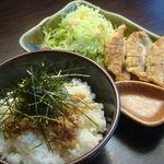 味噌蔵 麺次郎 - セット