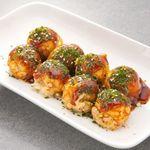 一休庵 - 元祖マヨタコ!クリーミーな味が特徴です。