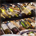 モン・フレーブ - ワインセラーに豊富な種類のワインをご用意しております