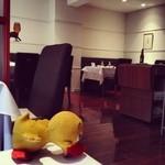 Cuisine Franco-japonaise Matsushima - 2013/10/31 清潔感のある店内 ステキな空間♡