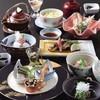 日本料理 荒磯 - 料理写真:【オススメ】荒磯懐石・・・4,725円 前菜、椀物、焼物、温物、酢の物、揚げ物、お食事、デザート ※焼物はお肉又は、お魚が選べます。