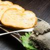 Yakitoritaka - 料理写真:こっくりした味わいがクセになる『白レバーペースト』