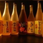 まごころや - 様々な梅酒をご用意してますので、ぜひ飲み比べてみてください!