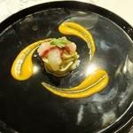 シャトン - 天然鯛のカッペリーニ