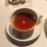 シャトン - 食後の紅茶