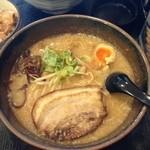 宮本 - 背脂ラーメン味噌