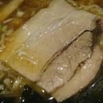 餃子菜館 大八 - 川越らーめんのチャーシュー