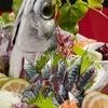 Kotsukotsuan - 料理写真:お昼から関アジ・関サバを楽しめます。