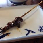 入船 - 肝串焼き