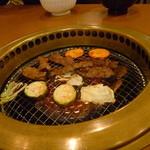 じゅうじゅう亭 - 料理写真:じゅうじゅう~