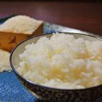 い川 - こだわりのお米!!当店のお米は兵庫県産こしひかり 新米100%を使用♪