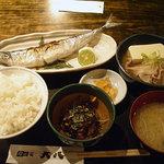 大八 - 「焼魚定食」850円