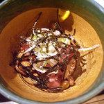 大八 - 「焼魚定食」まぐろ納豆