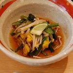 2220666 - 野菜の煮びたし