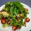 コロンブス - 料理写真:自家製パンチェッタのシーザーサラダ