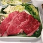 22200185 - 松江牛の鍋セット