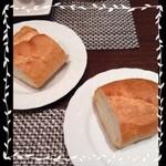 22200742 - 焼きたてパン♡おかわりしました♡