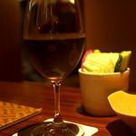 Kushitei - ワイン ドリンクメニューも豊富